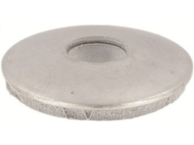 Stahl 100x Dicht-Becherblindniete CUP 3.2x9.5 Flachkopf Kupfer