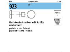 100X Zylinderstifte 5x30 Edelstahl A1 DIN7