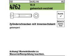 13x24x2,5 100 Unterlegscheiben ISO 7090 verzinkt M12