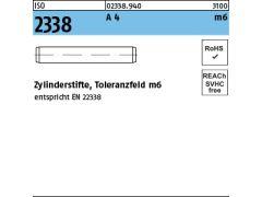 A4 blank 50x ISO 10642 Senkschrauben Innensechskant M 6 x 35