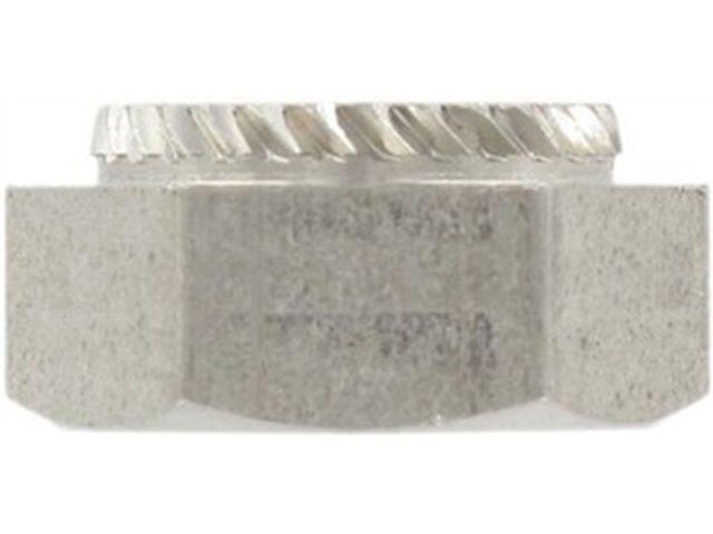 Sechskant-muttern Einpressmutter 9064 Edelstahl VA M2 M3 M4 M5 M6 M8 Setzmuttern