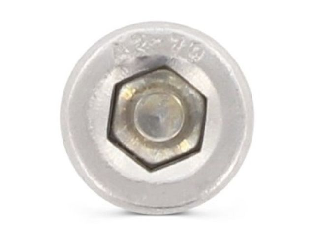 1000 Stück Zylinderschrauben DIN 912-A4    m.Innensechskant  M 2x 16